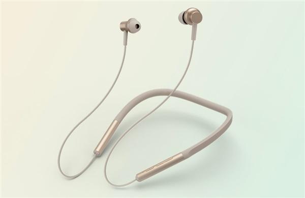 299元!小米蓝牙项圈耳机发布:亲肤材质/8小时播放