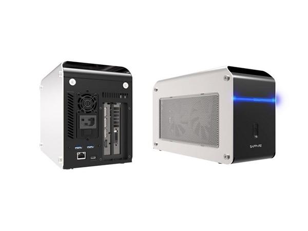 蓝宝发布首款显卡扩展盒GearBox 支持34款显卡