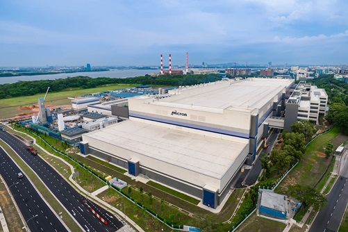 美光新加坡第三座闪存工厂开建:SSD价格稳了