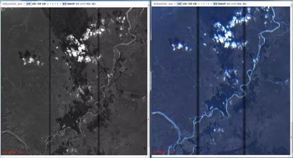 高分一号02/03/04星传回首批图像:还会动呢