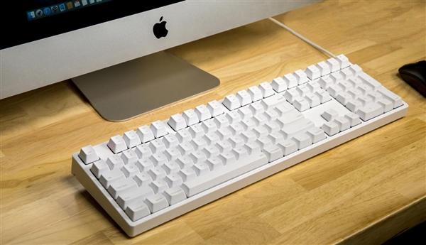 ikbc发布G-108机械键盘:完美支持MacOS/超静音