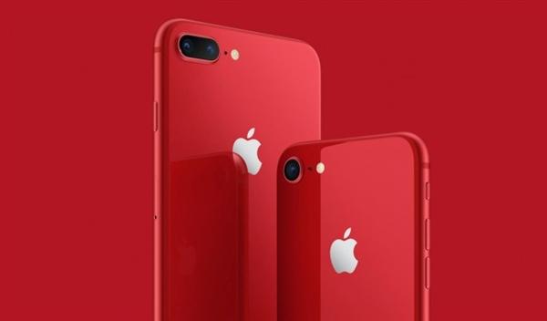 赶快来体验:红色版iPhone 8壁纸下载