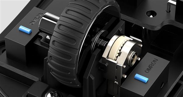 超神五杀易如反掌:HyperX发布巨浪RGB电竞鼠标