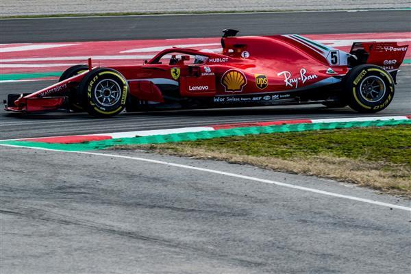 联想赞助法拉利车队 体验F1的速度与激情