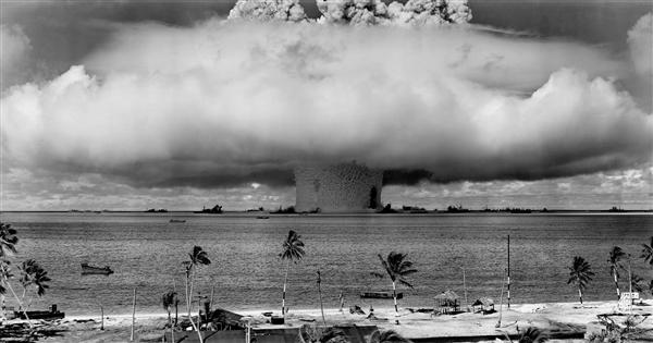 如果一枚核弹在一个大城市爆炸会发生什么?