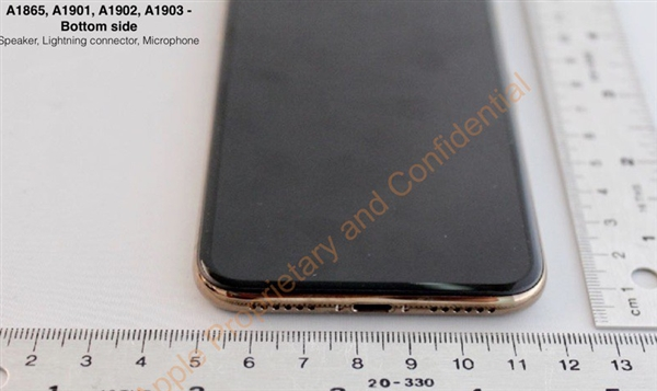 iPhone X新配色偷跑:看起来很棒?