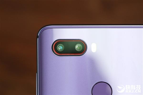 1799元!努比亚Z18mini开箱图赏:水晶紫颜值大赞