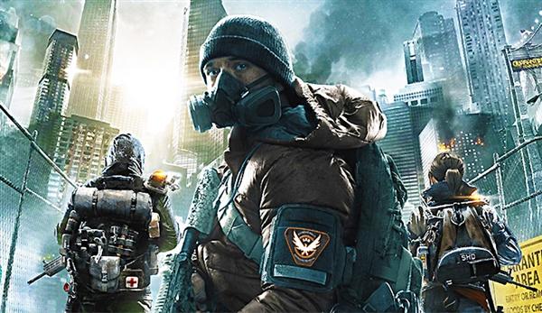 《全境封锁》4K画质对比:Xbox One X比PS4 Pro清晰44%