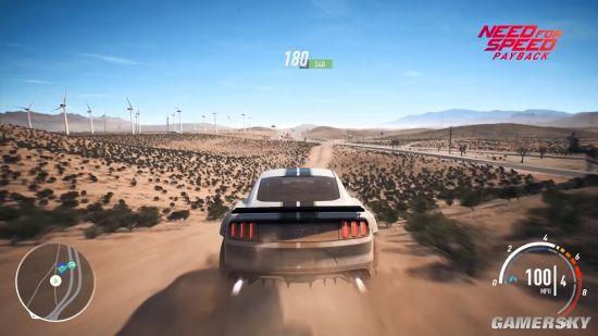EA举办真人《极品飞车》比赛 赛车手VS顶级玩家