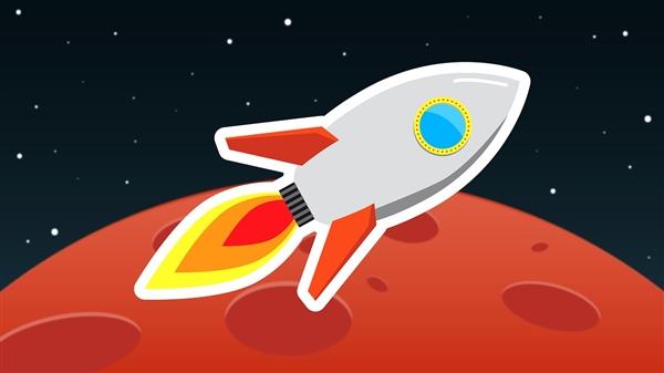 马斯克计划回收猎鹰9二级火箭:绑在气球上降落