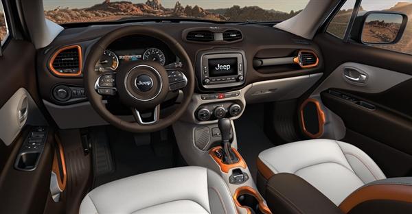 13.48万起!2018款Jeep自由侠上市:配置升级 价格下调