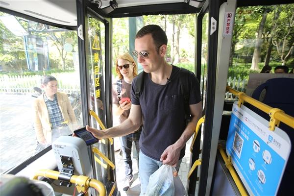 全国50城已实现支付宝扫码乘公交 未来坐公交体验好过开车
