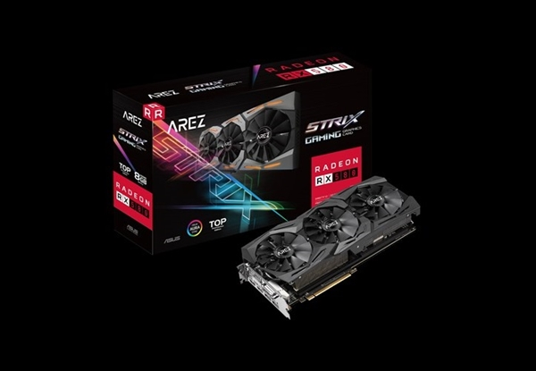 AMD正式反击NV GPP:华硕首发Radeon专属品牌AREZ显卡