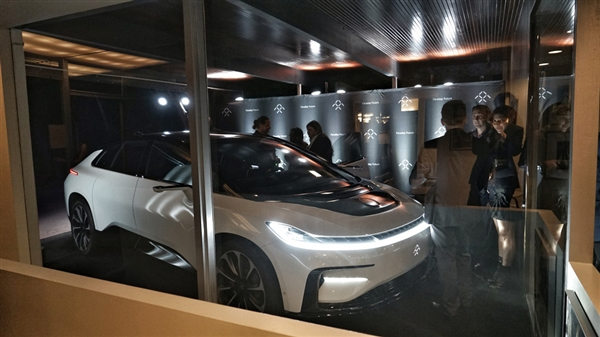贾跃亭疯狂推进:FF91即将量产 年底交车