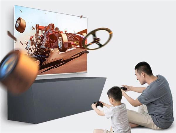 精致奢华 创维全面屏电视55H5工艺点评