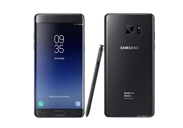 三星Galaxy Note FE获得安卓8.0更新