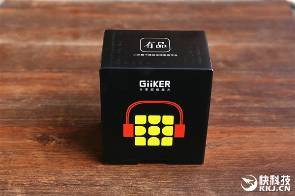 99元!小米众筹超级魔方开箱:6轴传感器