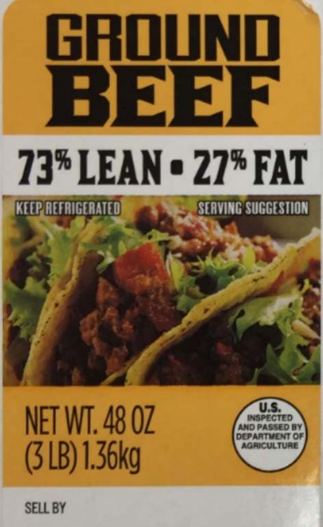 被塑料污染:美国农业部召回16吨生牛肉