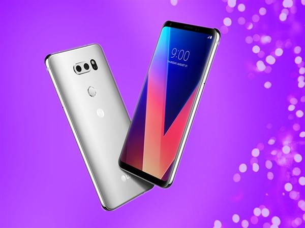 LG V30s北美上市刚一周降价1300元:给G7让路?