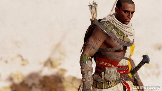 传《刺客信条》新作背景古希腊 男女双主角明年发售