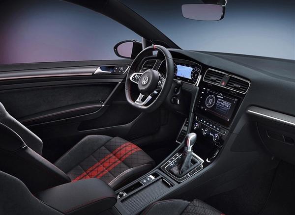 大众高尔夫GTI TCR概念车官图发布:极速264km/h