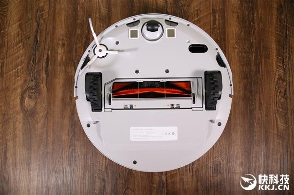 1598元!小瓦扫地机器人规划版开箱图赏:扫拖一体