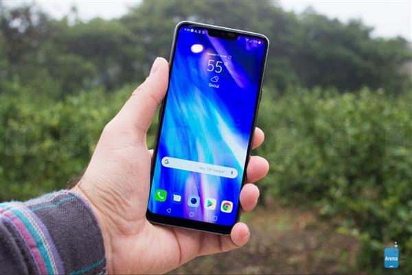 LG G7 ThinQ即将在英国发售:5100元