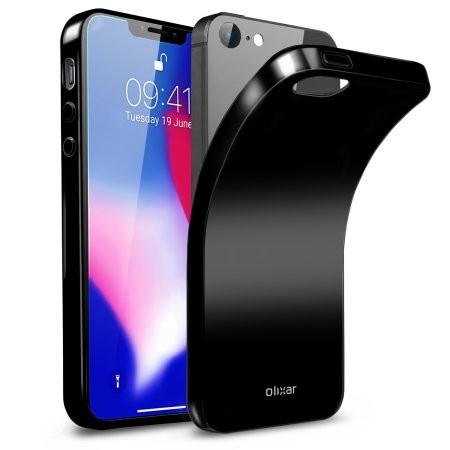 单手党欢呼!iPhone SE二代外形曝光:全面屏+刘海屏