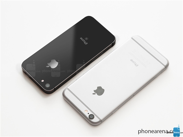 iPhone SE 2最新渲染外形曝光:刘海屏、iPhone 4式后背