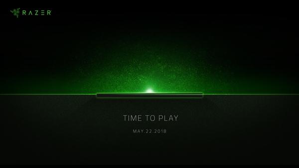 Razer Phone要来?雷蛇新品宣布:5月22日见