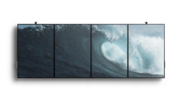 2019年上市 微软Surface Hub 2发布:50.5英寸4K屏加持