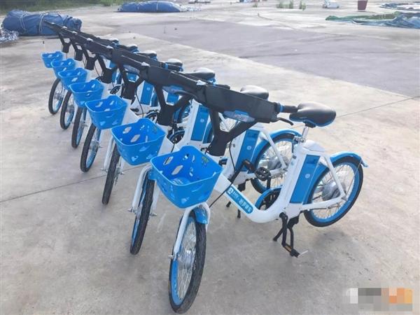 哈罗单车:芝麻分超650 助力车免押金骑行