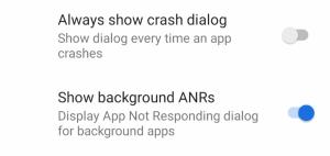 Android P取消程序无响应等待提示:大力优化稳定性