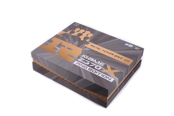 RNG战队夺冠 七彩虹发定制版iGame Z370主板:酷炫散热装甲