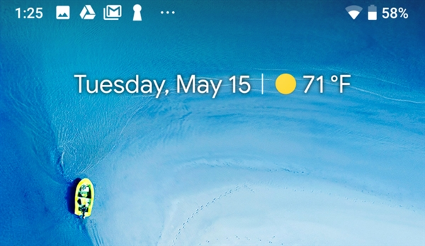 Android P状态栏改为仅显示4个通知图标:为刘海屏让路