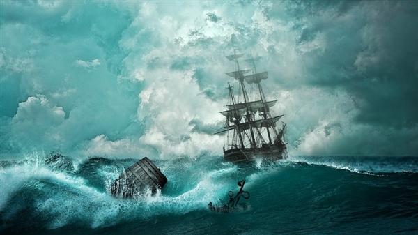 """神秘沉船上""""中国制造""""的标签揭示了其历史"""