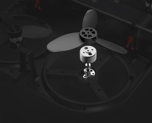 899元!小米有品上架iDol智能飞行器:AI手势识别