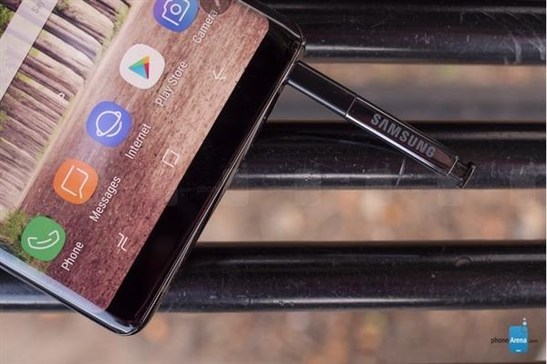对标苹果!三星Galaxy Note 9有望7月发布