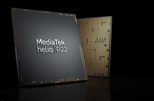 联发科发布Helio P22芯片:8核12nm、原生面部解锁