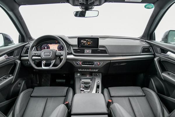 国产奥迪全新Q5L预计7月2日上市:轴距加长88mm