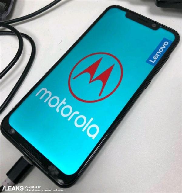 Moto One Power曝光:刘海屏+双摄