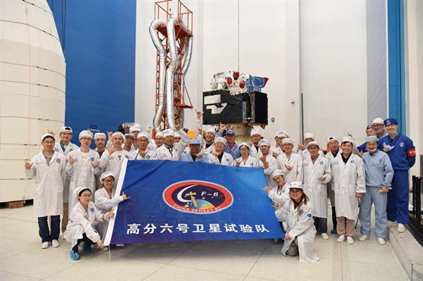 高分六号卫星成功发射:2018年第16次