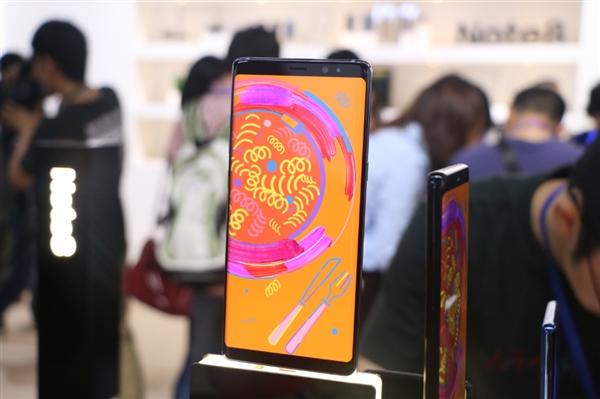 8月9日发布?三星Galaxy Note 9来了:主要升级在摄像头
