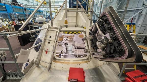 美国新猎户飞船空间太狭小:宇航员乘坐会有晕船感