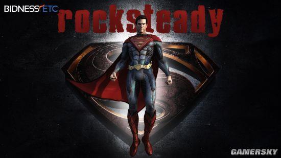 而游戏画面中还会展示操控超人飞行场景,以及全新的战斗系统,让观众
