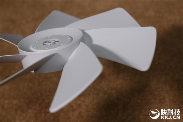 智米自然风风扇开箱图赏:100挡无级变速