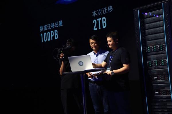 100PB!互联网史上最大数据迁移之一:115科技迁至阿里云