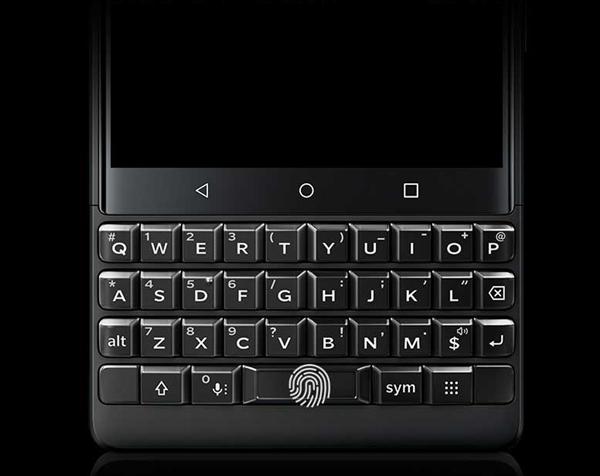 黑莓KEY2国行版发布:3999元起