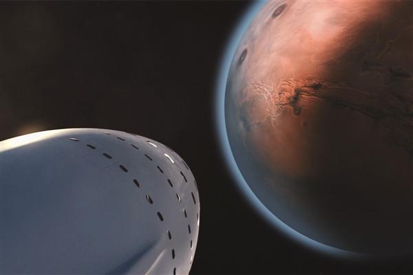 美国宇航局宣布火星新发现 或与火星生命有关