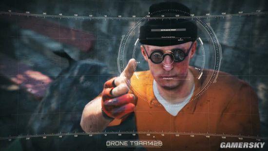 沙盒生存游戏《人渣》预告 扮演囚犯危机四伏